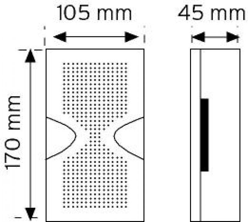 ST3239(T) Ding-Dong Kapı Zili - 220V şema