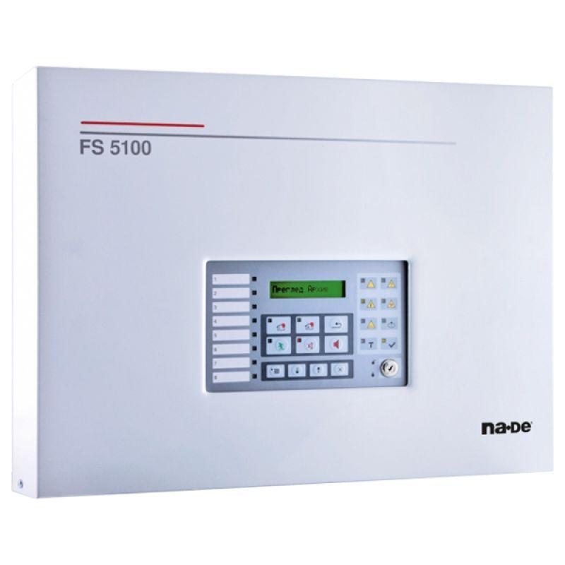 FS5100 Konvansiyonel Yangın Alarm Santrali