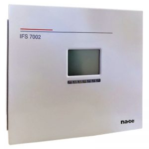 IFS7002/2 (2 LOOP) Adreslenebilir Yangın Alarm Santrali