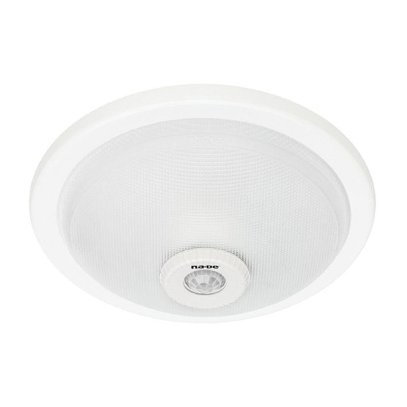 10651 360° Hareket Sensörlü LED'li Acil Aydınlatmalı Tavan Armatürü