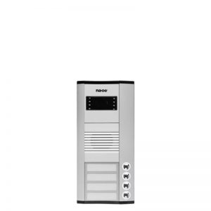 8NDC-244-04 Butonlu Tip Renkli Kameralı Zil Panelleri