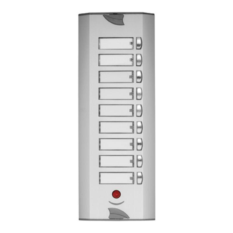 GTHS Apartman Tipi Telefonlar için Tek Butonlu Zil Panelleri (Gizlilikli)