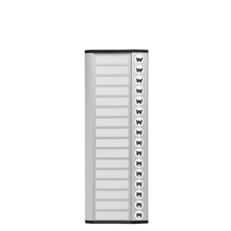 NDEK01-320-16 Butonlu Tip Ek Zil Panelleri