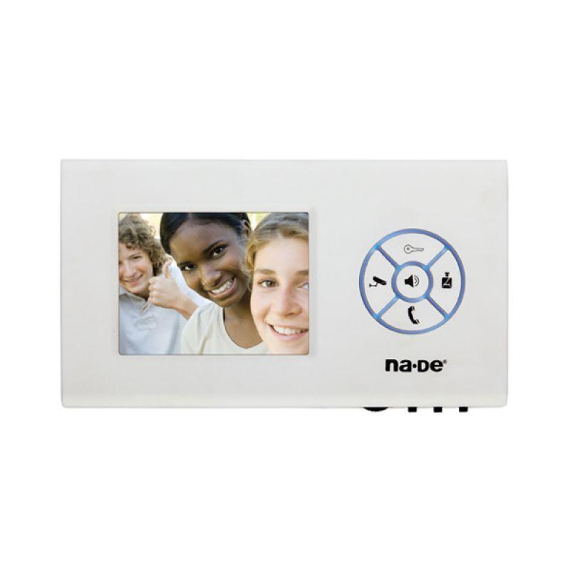 """NVM-360MC 3,5"""" Renkli Görüntülü Diafon 1"""