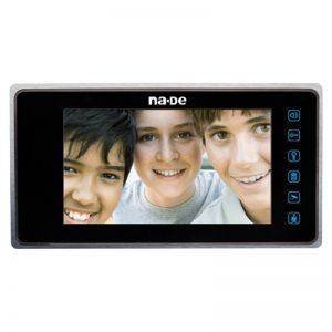 "NVM-800MCB Siyah 7"" Renkli Görüntülü Diafon"