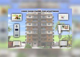 Na-De Yeni Cat5 Görüntülü Apartman Sistemleri