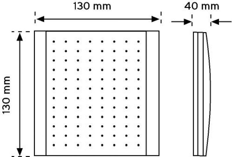 02014 Elektronik Ding-Dong Dört Sesli 12V Pilli Kapı Zili şema