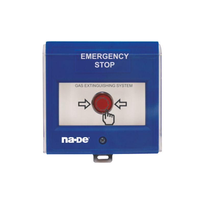 FD3050B Acil Stop Butonu