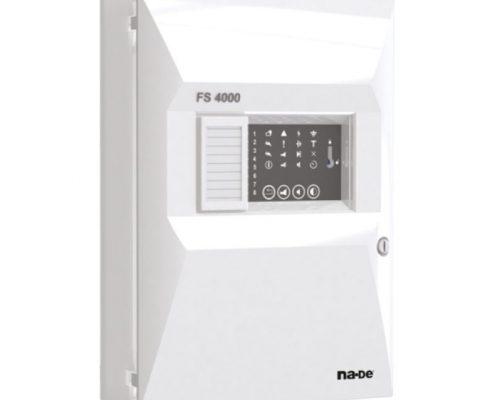 FS4000/4 Konvansiyonel Yangın Alarm Santrali