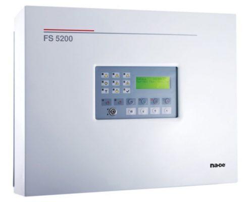 FS5200 Konvansiyonel Yangın Alarm Santrali