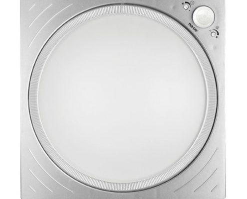 10410 Gri 360° Hareket Sensörlü LED'li Tavan Armatürü