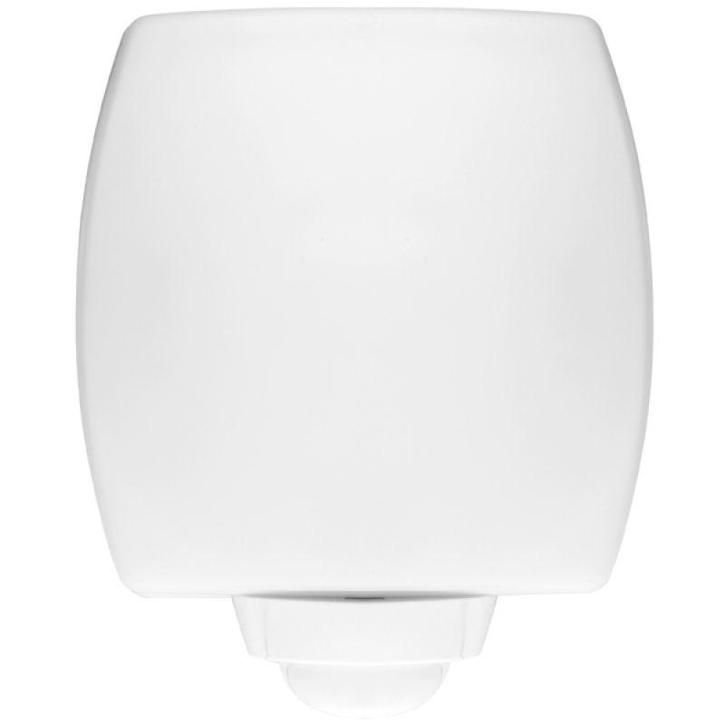 Ledli - Sensörlü - DuvarArmatürü - 180Derece - DijitalSensörlü - Beyaz - OpalCam - ÜçGözlü