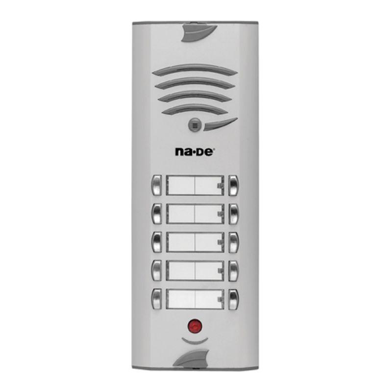 GTHPÇ Apartman Tipi Telefonlar için Çift Butonlu Zil Panelleri (Gizlilikli)