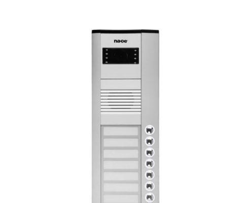 8NDC-320-08 Butonlu Tip Renkli Kameralı Zil Panelleri
