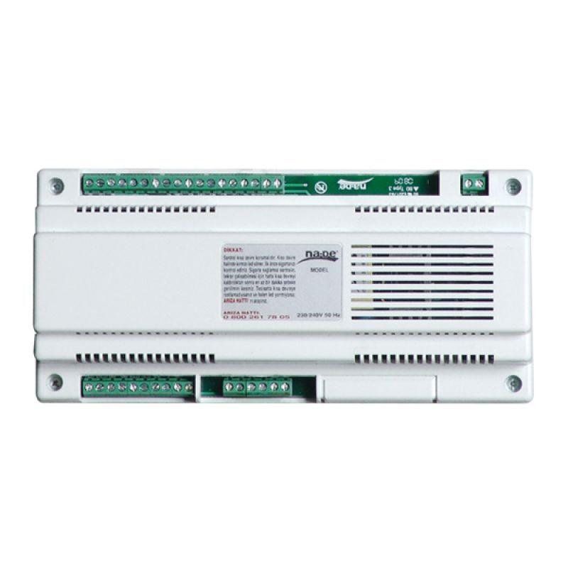 ND-101CT-8 Görüntülü Sistem Santrali - CCTV'li