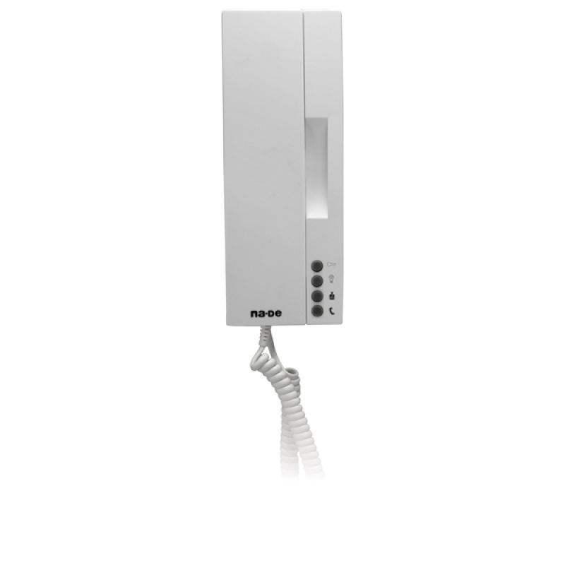 ND-105-7 Görüntülü Sistemlere Uyumlu Daire Telefonu