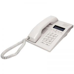 ND-110-8 Görüntülü Sistemlere Uyumlu Güvenlik Telefonu