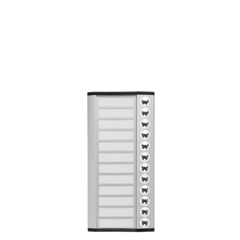 NDEK01-244-12 Butonlu Tip Ek Zil Panelleri