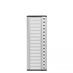 NDEK02-320-16 Butonlu Tip Ek Zil Panelleri