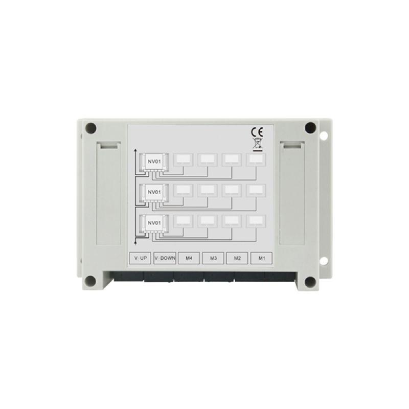 NV01 Dikey Dağıtıcı (4 Monitöre Kadar Bağlanabilme)
