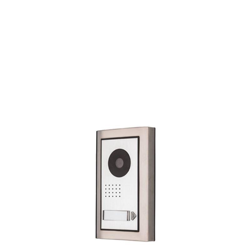 NVC-5100 Daire Önü Kameralı Zil Butonu