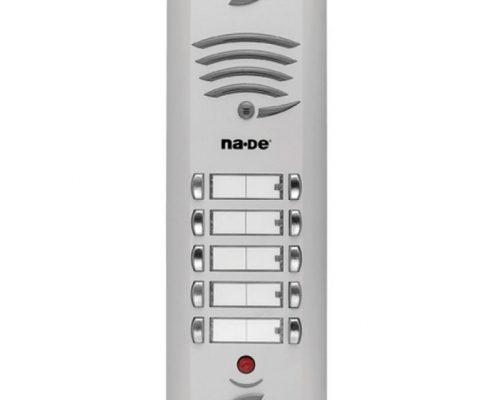 HPÇ Apartman tipi çift butonlu diafon zil panelleri