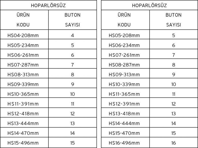 HS Apartman tipi tek butonlu diafon zil panelleri şema