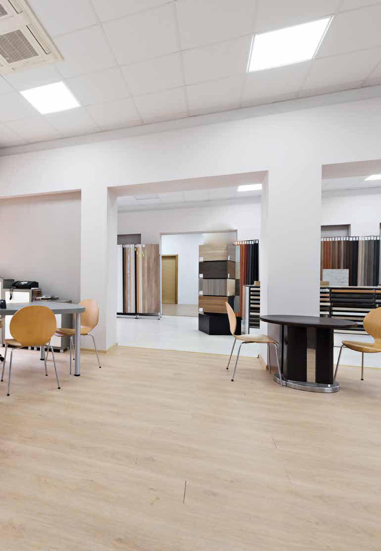 Na-De LED Aydınlatma Sistemleri, uygun kaliteli ve göz yormayan aydınlatma çözümleri sağlıyor.