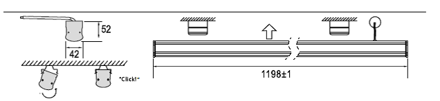 Sıvaüstü - AlüminyumGövdeli - Etanj - Armatür - EnecSürücü - YüksekVerimli - Ledli
